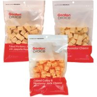 Assorted Cheese Cubes