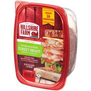 Hillshire Farm Thin Sliced Deli Meats Turkey