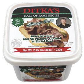 Ditka's Italian Beef