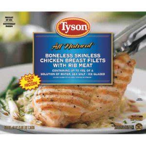 Tyson Chicken Breast