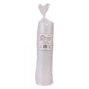 16 oz. Plastic Deli Containers