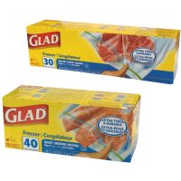Glad Reclosable Freezer Bags